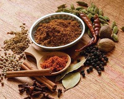 Picture of Garam masala spices