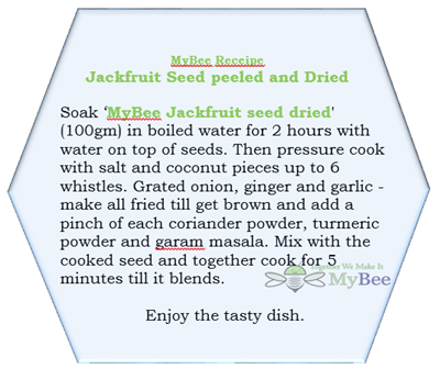 Picture of Jackfruit seed Recipe