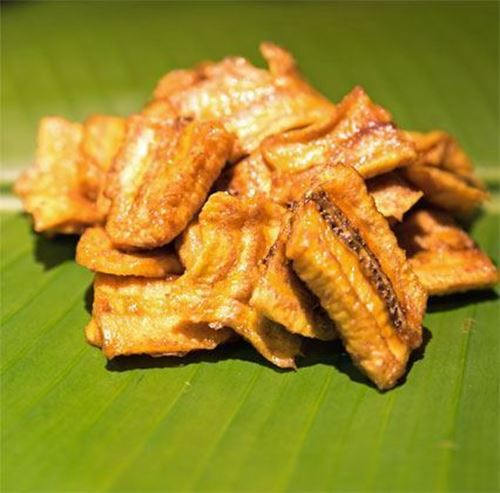 Picture of Plantain Ripe Dried