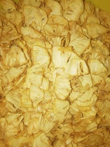 Pineapple ripen dried